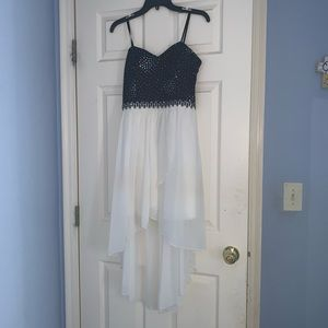 Homecoming Dress *ONLY WORN ONCE*